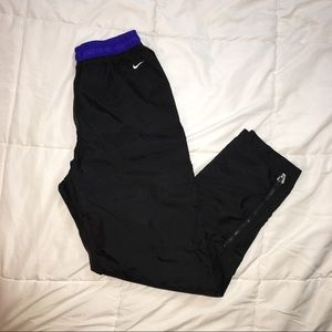Vintage 90s Nike high waisted joggers Track Pants